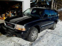 1998 GMC Jimmy Open to offers/partial trade