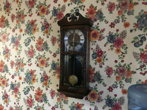 Antique Grandmother Clock in Immaculate Condition