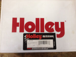Holley Jets