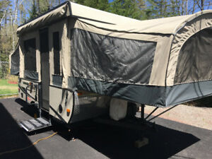 Reduced -2015 Jayco Tent Trailer 1007UD