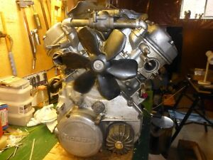 1978 cx500 complete engine plus other engine parts