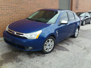 2008 Ford Focus SES **CERTIFIED **