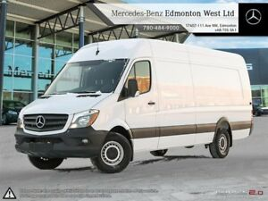 2017 Mercedes-Benz Sprinter V6 2500 Cargo 170 Ext.