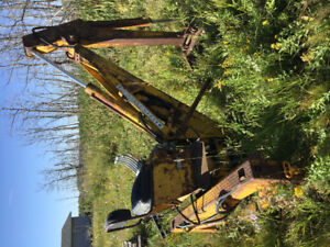 Backhoe for Massey 65 or 90