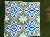 Encaustic tiles