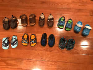 Toddler Boys Shoes Size 2-3