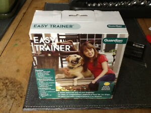 Guardian Easy Trainer Electric Collar with remote.