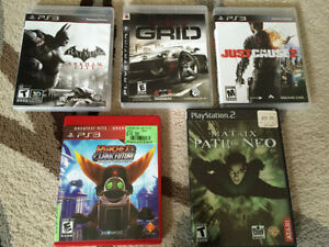 PS3 Games - Batman - Remote Windsor Region Ontario image 1