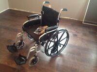 2 in 1 Transport chair / Wheelchair (NEW)