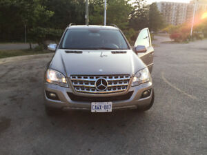 2009 Mercedes-Benz M-Class SUV, Crossover