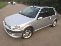 Peugeot 106 quicksilver