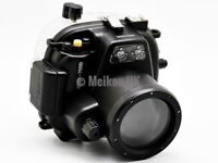 UNDERWATER HOUSING suitable for CANON 650D, 700D, 550D, 600D cameras Waterproof up to 50 metres.