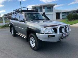 2007 NISSAN PATROL WALKABOUT 7 seater Underwood Logan Area Preview