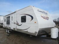 2012 Sunny Brook Sunset Creek Sport 297 SL **LIKE NEW** London Ontario Preview