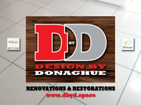 Distinctive work, quality finishes, reasonable rates