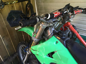 2003 kx 125 for sale or trade