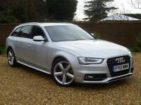 2013 Audi A4 Avant 2.0 TDI Multitronic S Line Avant Estate ++ FACELIFT MODEL