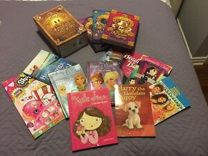 Books for young girls