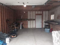 Large Garage in Nice Neighborhood for Rent (vehicle or storage)