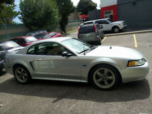 2000 MUSTANG GT SELL FOR $3000 OR TRADE FOR ????