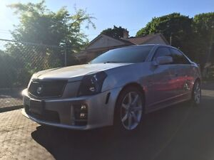 2005 Cadillac CTS V certified+etested