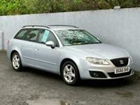 FINANCE AVAILABLE!! 60 REG SEAT EXEO 2.0 CR TDI 140 ST 5DR ESTATE 6 SPEED,