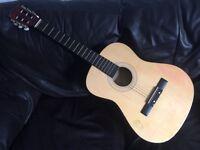 Burswood 3/4 size acoustic guitar