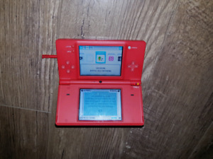 Red NINTENDO DSI for SALE