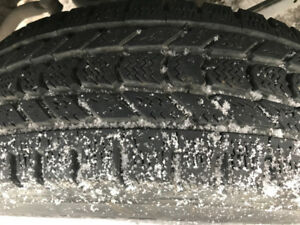 4 WINTER TIRE 265/70R17 ***JUST $300 ***