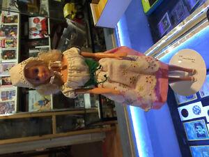 Swiss Barbie