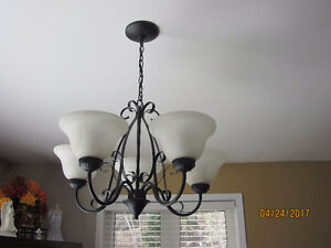 5 Light Kitchen Dining room Chandelier