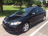 HONDA CIVIC 2009 AC FULL TOIT MAGS
