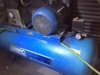 Air Compressor For Sale Works Perfectly