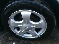 5 hyundai alloys great tyres