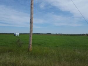 6.67 acres for sale in Lamont county