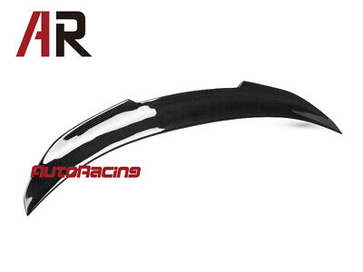 PS Style Trunk Carbon Wing Spoiler Fit BMW F06 640i 650i M6 Gran Coupe