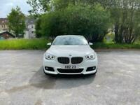 2012 BMW 5 Series 530d M Sport 5dr Step Auto [Professional Media] 8 Speeds Auto