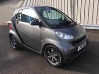 2010 10 SMART FORTWO 1.0 MHD PASSION COUPE 2DR PETROL AUTOMATIC (104 G/KM, 71 BH
