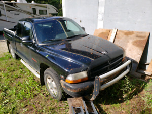 1998 Dodge Dakota 2wd