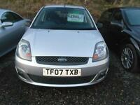 2007 FORD FIESTA 1.4 Zetec 3dr [Climate] IDEAL 1ST CAR. LOW MILEAGE