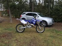 2015 yz 125 lots of upgrades low hours