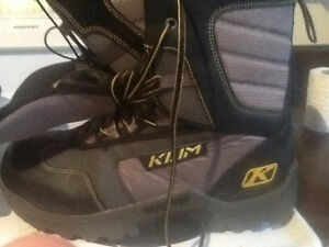 Size 12 Klim radium gtx boot St. John's Newfoundland image 2