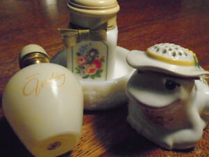 4 Collectable Avon 1970's