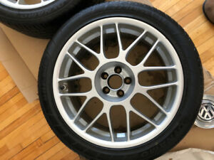 "18"" German Mags in great shape $500 VW 5x100"