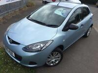 MAZDA 2 1.3 TS £25 WEEK GREAT 1ST CAR LOW INSURANCE A/C CD 5 DR HATCH 2010