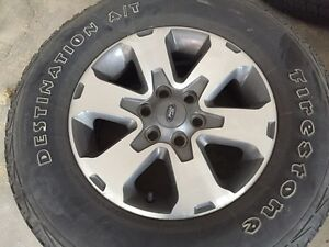 Mags F-150 Fx4 2011