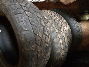 Used Winter Tires 215 60R15