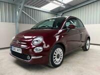 2018 Fiat 500 LOUNGE Hatchback Petrol Manual