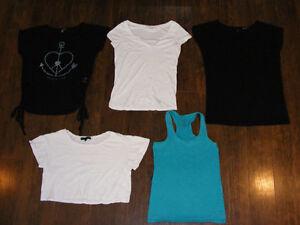 Lot Vêtements Femme Small Medium (26 morceaux)