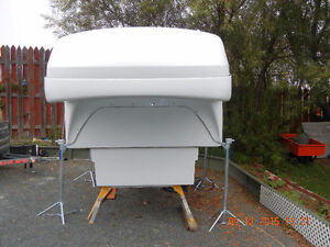 Camper for 1/2 Ton 8' Box
